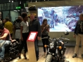 eicma Indian stand